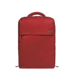 Red Business Backpack By Lipault