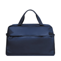 Stylish Lipault Black Duffle Bag