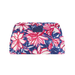 Blooming Summer Toilet Kit Flower Pink Blue FRONT
