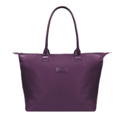 Purple Shopping Bag By Lipault